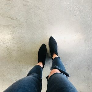 Isabel Marant Patsha Suede Ankle Booties